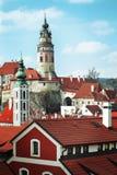 Český Krumlov Royalty Free Stock Images