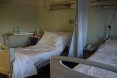 Łóżka w sala szpitalnej Zdjęcie Royalty Free