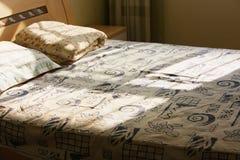 łóżko Fotografia Stock