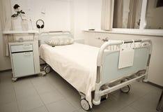 Łóżko Zdjęcia Stock
