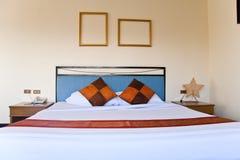 łóżko obraz royalty free