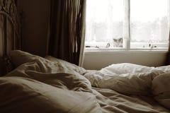 Łóżko Zdjęcie Stock