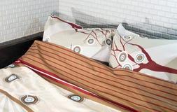 Łóżko Fotografia Royalty Free