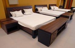 łóżko sklep Zdjęcia Stock