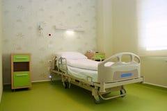Łóżko szpitalne Obraz Royalty Free