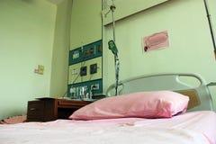 Łóżko szpitalne. Fotografia Stock