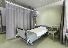 Łóżko szpitalne oddział Obrazy Stock