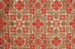 łóżkowej pokrywy tekstura Zdjęcie Royalty Free