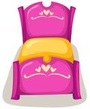 łóżkowi dzieci Obraz Royalty Free