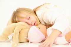 łóżkowy czas Zdjęcie Stock