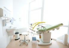 łóżkowy ginekologiczny i Obraz Royalty Free