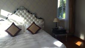 łóżkowy hotelowy wewnętrzny wielki nowożytny pokój zbiory