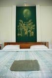 Łóżkowy Izbowy Ręcznik Obraz Stock