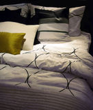 łóżkowy luksusowy kurort Zdjęcie Stock