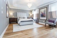 Łóżkowy pokój Obrazy Stock
