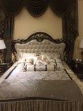 Łóżkowy pokój Zdjęcie Royalty Free