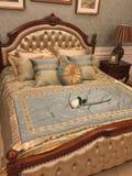 Łóżkowy pokój Fotografia Stock