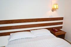 łóżkowy rodzinny hotel Obrazy Stock