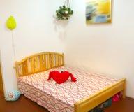 łóżkowy sklep fotografia stock