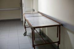 łóżkowy szpital Zdjęcia Stock