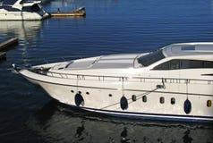 łódź dokująca Fotografia Royalty Free