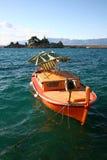 łódź drewniana Fotografia Royalty Free