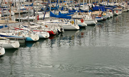 łódź jachty obraz royalty free