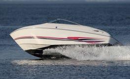 łódź motorowa Obraz Royalty Free