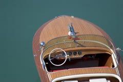 łódź motorowa Zdjęcie Royalty Free
