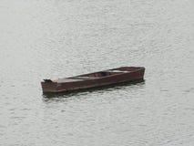 Łódź na Danube zdjęcia royalty free