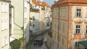 Łódź na Praga kanale zdjęcie wideo