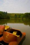 łódź następ Zdjęcie Royalty Free