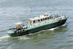 łódź pilot Zdjęcia Royalty Free
