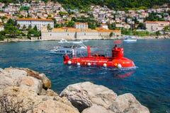 łódź podwodna fotografia royalty free