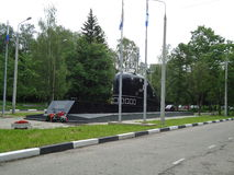Łódź podwodna K-14 fotografia royalty free