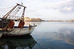 Łódź rybacka Zdjęcia Royalty Free