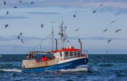 Łódź rybacka obraz stock