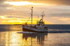 Łódź rybacka obrazy stock
