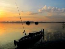 Łódź rybacka Fotografia Stock