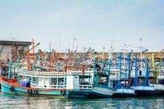 Łódź rybacka zdjęcia stock