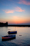 łódź słońca Fotografia Stock
