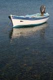 łódź silnik Zdjęcie Royalty Free