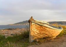 łódź stara Zdjęcie Royalty Free