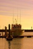 łódź stara Zdjęcia Royalty Free