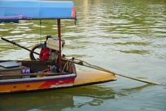 łódź tęsk ogoniasty obraz stock