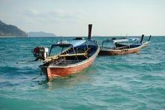 łódź tajlandzka Fotografia Royalty Free