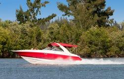 łódź trwa Zdjęcie Royalty Free