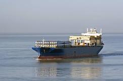 łódka ładunku Obraz Stock