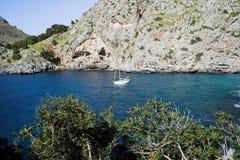 łódka żeglując zdjęcia stock