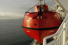 łódka życia Obrazy Royalty Free